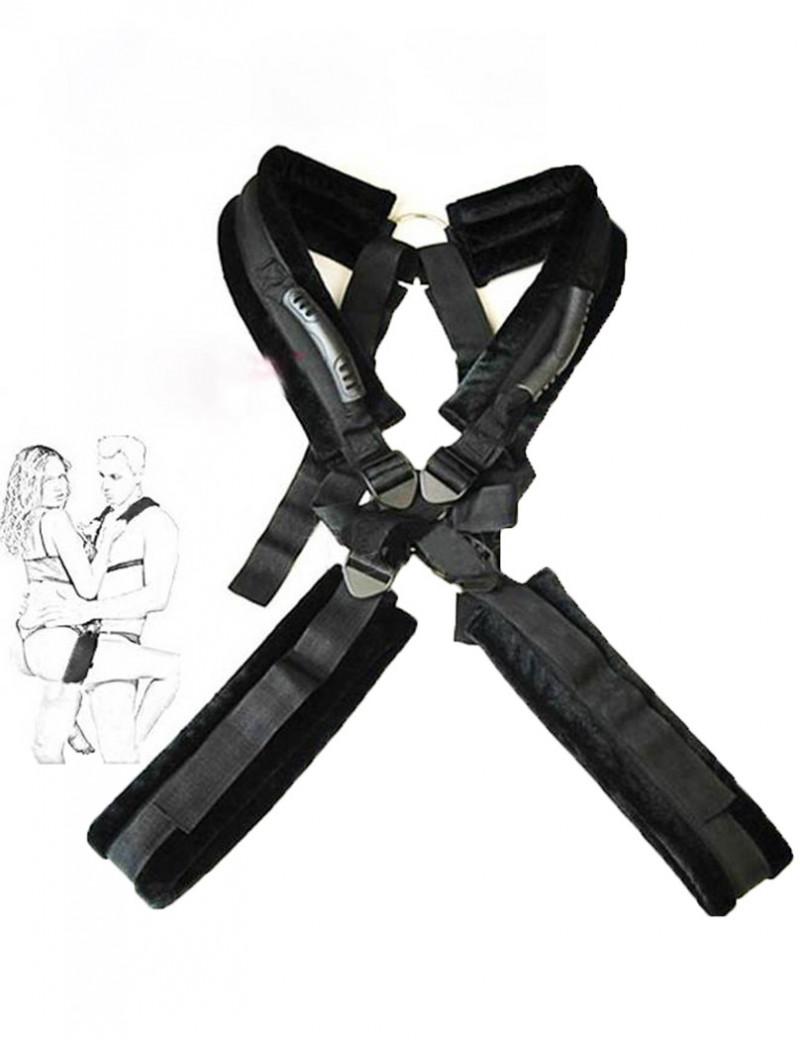 Arnés de hombro para strap up
